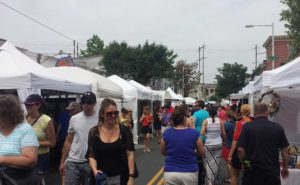 Manayunk Festival of the Arts Festival Goers