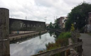 Manayunk Canal Towpath