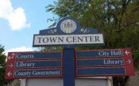 Rockville MD Town Center