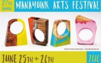 Manayunk Festival of the Arts Poster 2016